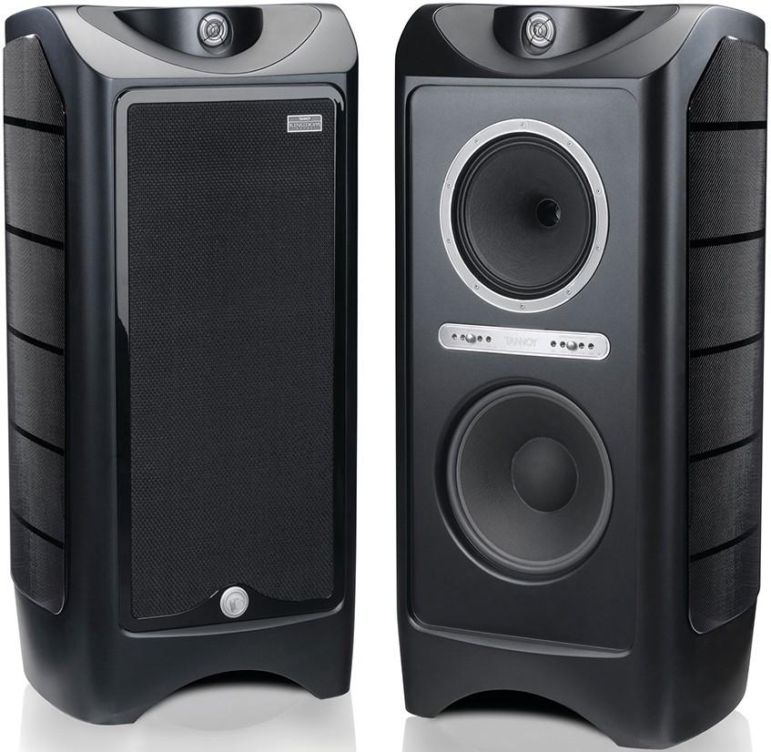 Tannoy Kingdom Royal Carbon Black Speakers (Pair) B Grade - £29,995 @ Audio Affair