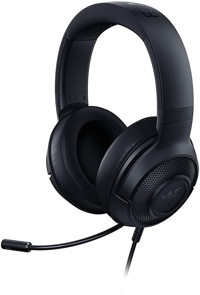Razer Kraken X - 7.1 Gaming Headset Black for PS4 PC XBOX £39.99 at Amazon