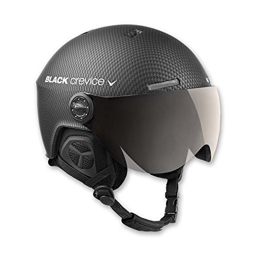 Black Crevice Ski helmet M/L size with two visors £17.72 Amazon Prime (+£4.49 Non Prime)