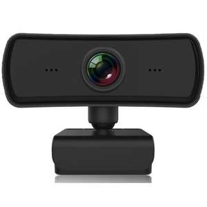 Conference Full HD 1080P Web Cam with Microphone and 360 Clip - £18.39 With Code Delivered @ MyMemory