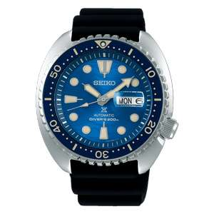 """Seiko Prospex Men's Save The Ocean """"King Turtle"""" Automatic Watch SRPE07K1 @ Hillier Jewellers"""