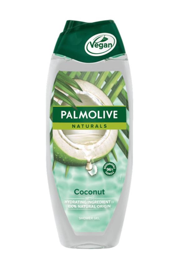 Palmolive pure coconut shower gel 500ml 60p @ Asda sealand road chester