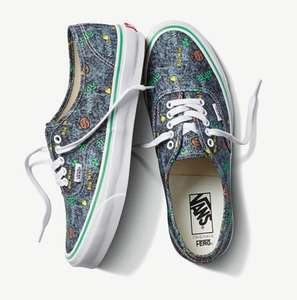 Vans Vault X Fergus Purcell OG Authentic LX Trainers Now £32.99 delivered @ End Clothing