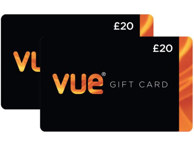 Vue Cinema Vouchers 2 x £20 - £33.99 @ Costco instore