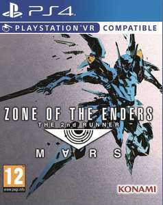 Zone Of The Enders 2nd Runner Mars (PS4/PS5) £7.49 @ PlayStation store