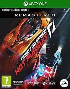 [Xbox One] Need For Speed: Hot Pursuit Remastered - £9.97 Prime / £12.96 Non Prime @ Amazon
