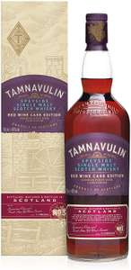 Tamnavulin Speyside Single Malt Scotch Whisky- German Pinot Noir Red Wine Edition 70cl - £20 @ Amazon
