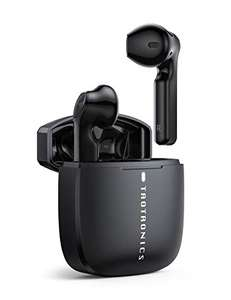 TaoTronics SoundLiberty 92 Wireless Earbuds Smart Touch Control 30Hrs IPX8 £19.99 with voucher (+£4.49 NP) @ Amazon /Sunvalley Brands-UK