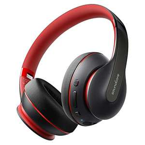 Anker Soundcore Life Q10 Wireless Bluetooth Headphones, Over Ear and Foldable - £27.99 @ Sold By Ankerdirect FB Amazon