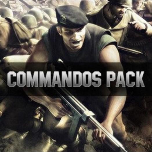 Commandos Pack Steam Key GLOBAL £1.43 Eneba / Frosty Entertainment
