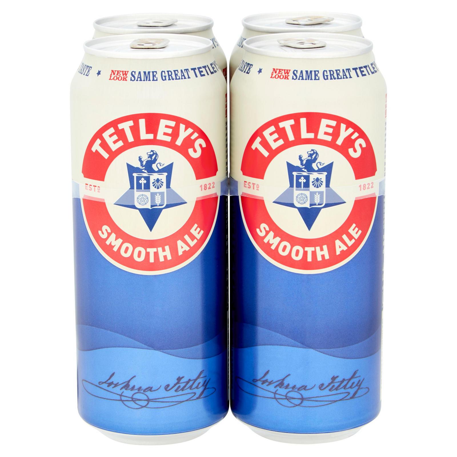 Stella artois 4x440ml £2.25 & Tetleys smooth ale 4x440ml £1.85 Asda Portsmouth