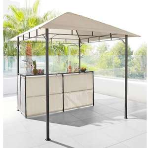 BBQ & Bar Gazebo now £175 delivered using code @ Home Essentials