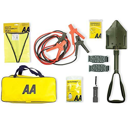 AA Emergency Winter Car Kit £12.60 (Prime) + £4.49 (non Prime) at Amazon