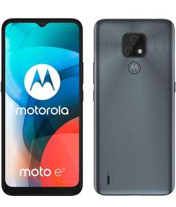 Motorola E7 32GB Ice Flow Grey Smartphone - £69.99 + £15 Top Up on PAYG (Top Up Includes 15GB Data) @ EE
