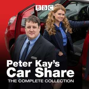 Peter Kay's Car Share, The Complete Collection £9.99 at iTunes