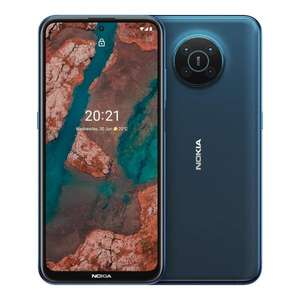 Nokia X20 128GB + 6GB RAM Shoot multiple angles with Dual Sight multi-cam and share with 5G - £294.99 @ Clove