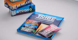 6 x Tribe Plant-based Protein Snacks (Bars, Oats, Shakes) £2 with code with FREE Delivery at Tribe