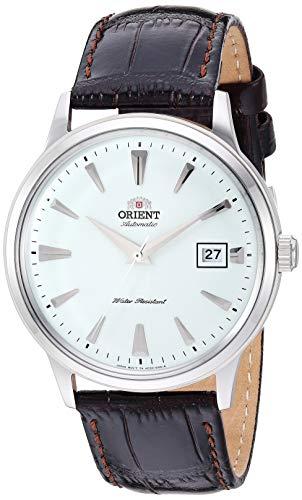 Orient Bambino Generation 2 Version 1 Silver Automatic Watch £88.04 (UK Mainland) Sold by Amazon EU @ Amazon