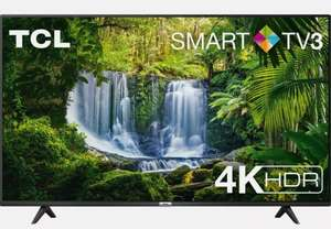 TCL 55P610K 55 Inch TV Smart 4K Ultra HD LED Freeview HD 3 HDMI - £376.20 With Code (UK Mainland) @ AO On Ebay