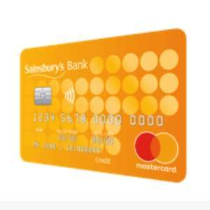 0% purchase credit card up to 21 months - Nectar members @ Sainsbury's Bank