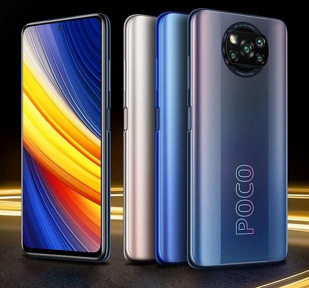 Xiaomi Poco X3 Pro 128GB Smartphone - £199 / 256GB Version - £229 Delivered / Xiaomi Poco F3 128GB - £299 / 256GB - £329 @ Xiaomi UK