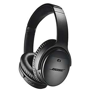Bose QuietComfort 35 II Noise Cancelling Bluetooth Headphones - Black / Silver £164.91 Delivered (UK Mainland) @ Amazon Spain