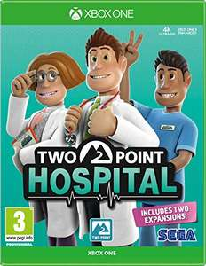 Two Point Hospital (Xbox One) £11.99 (Prime) / £14.98 (Non-Prime) Delivered @ Amazon