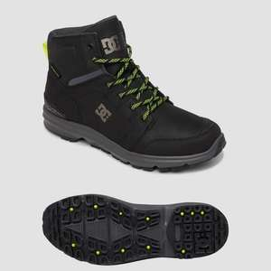 Men's DC Torsteub Winter / Cold Weather Boots Now £43.99 Delivered / Two Pairs £75 Delivered (£37.50 Each) (UK Mainland) @ Rollersnakes