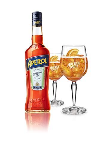 Aperol Aperitivo 70 cl, 11% ABV - Italian Spritz for £11 Prime delivered (£4.49 non-Prime) @ Amazon