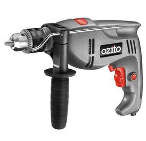 Ozito 710W Hammer Drill - £19.99 (Free Collection / £4.95 Delivery) @ Robert Dyas