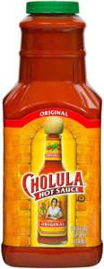 Cholula hot sauce 1.89L big bottle for £11.50 prime / £15.99 nonPrime at Amazon