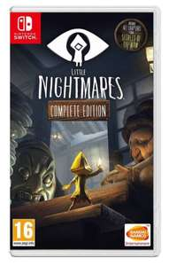 Little Nightmares Complete Edition on Nintendo £16.99 at Simply Games