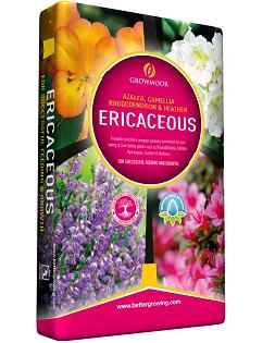 Grow-moor Ericaceous Compost 50 litres £2.99 @ Home Bargains (Peterborough)