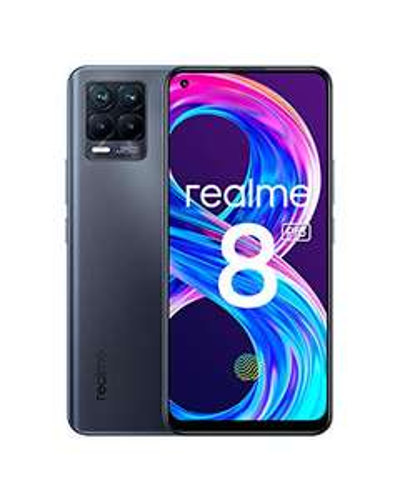 realme 8 Pro, 8+128GB, 6.4'' Amoled, Sim Free, 50W SuperDart Charge, 4500mAh Battery, Dual Sim, NFC, Quad Camera - £233.51 @ Amazon