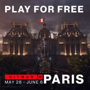 Hitman 3 - Season of Pride (All Platforms) Free to Play Content (May 14th through June 6th)