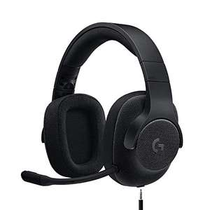 Logitech G433 Wired Gaming Headset, 7.1 Surround Sound DTS Headphone:X 40 mm Pro-G Audio Drivers Used: Very Good £36.73 @ Amazon Warehouse