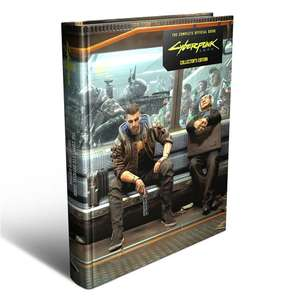 Cyberpunk Strategy Guide – Collector's Edition -£7.98 + G P&P @ Game