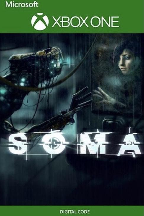 SOMA (Xbox one) £3.29 @ CDKeys
