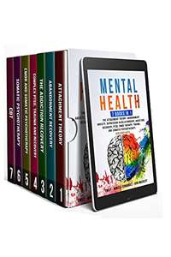 7 Books Box Set - Mental Health: 7 Books in 1 Kindle Edition Free @ Amazon