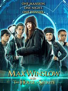 Max Winslow and the House of Secrets (2020 Family Film) - 99p to rent / £3.99 to buy @ Amazon Prime Video