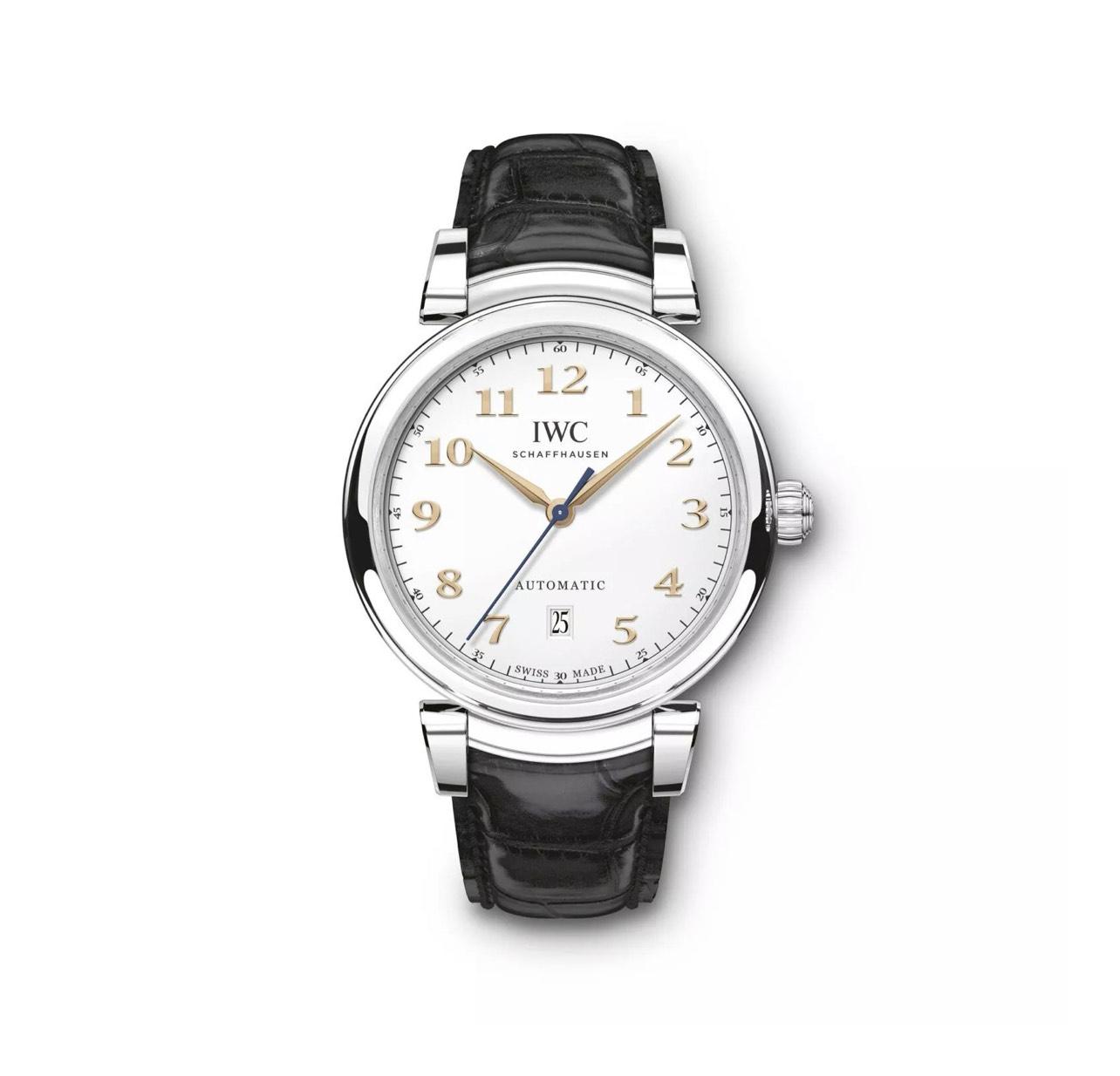 IWC Da Vinci Automatic 40mm Men's Watch £3832 @ David M Robinson