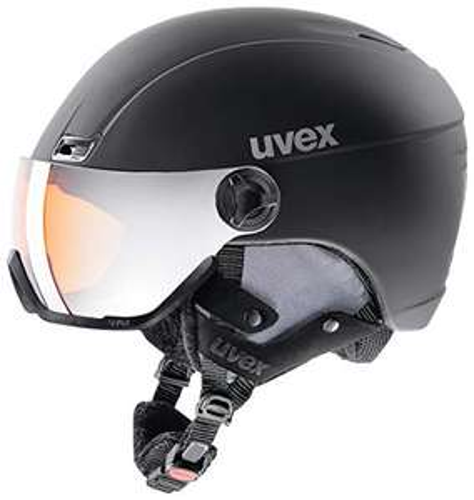 UVEX Small ski helmet with visor - £33.91 @ Amazon