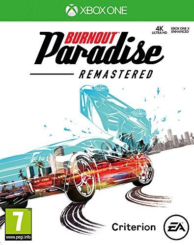 Burnout Paradise Remastered (Xbox One) £8.19 Prime / £11.81 Non-prime @ Amazon