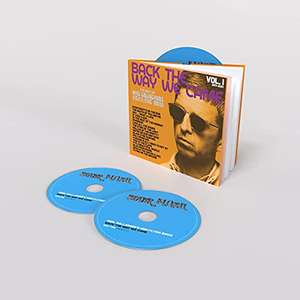Noel Gallagher's High Flying Birds - Back The Way We Came: Vol. 1 [Deluxe 3CD] Deluxe Edition £12.99 (Free C&C / £2.99 NP) @ Amazon
