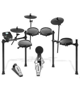 Alesis 8-Piece Electronic Drum Kit with Mesh Heads £289.99 (Members Only) @ Costco