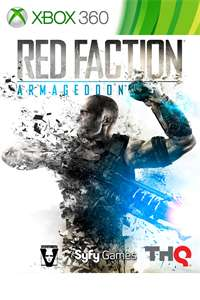 (Xbox Live Gold) Red Faction: Armageddon - Free for Japan Live Gold Subscribers @ Xbox Store Japan