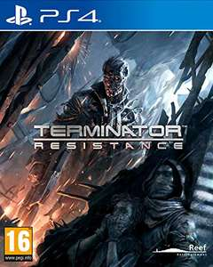 Terminator Resistance [PS4 with free PS5 Upgrade] - £12.74 delivered - UK Mainland Only @ Amazon Italy