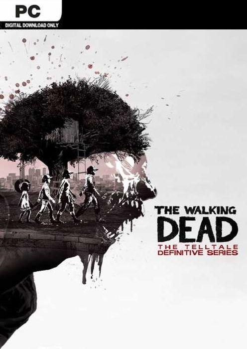The Walking Dead: The Telltale Definitive Series PC Steam Key £11.99 @ CDKeys