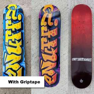 """Ex-Display Enuff Mini Skateboard Decks 7.25""""x 29.5 - Cosmetic Defects £20.90 / New Condition £21.80 Delivered (UK Mainland) @ SkateWarehouse"""