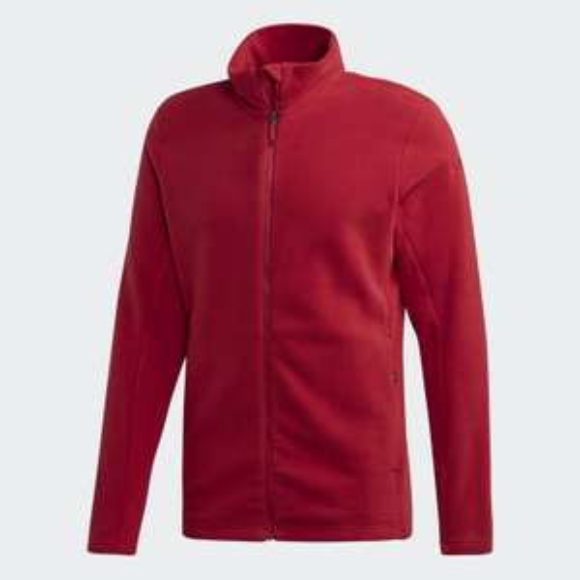 Men's Adidas Terrex Tivid mid-weight fleece Jacket £25.48 via App with code at Adidas Shop